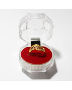 Gold 916 Ring 2.05g Cond: A+